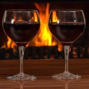 האם יין טוב ללב